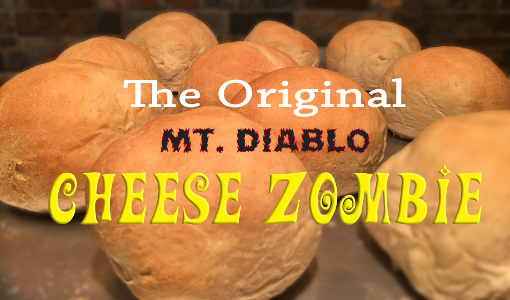 original cheese zombie recipe