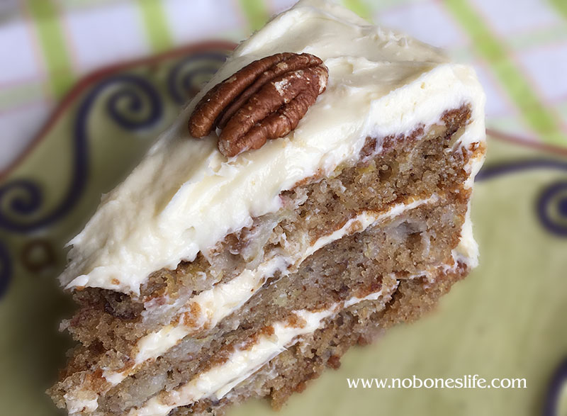 Southern Hummingbird Cake recipe