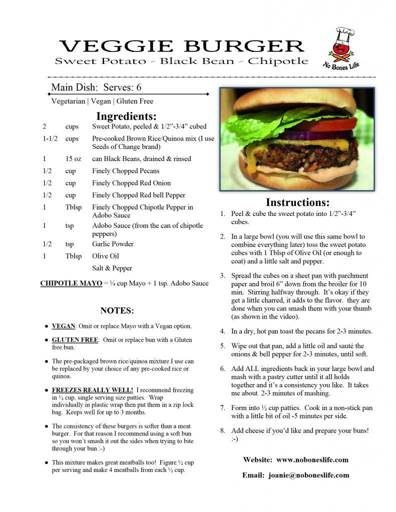 Chipotle Nacho Burger