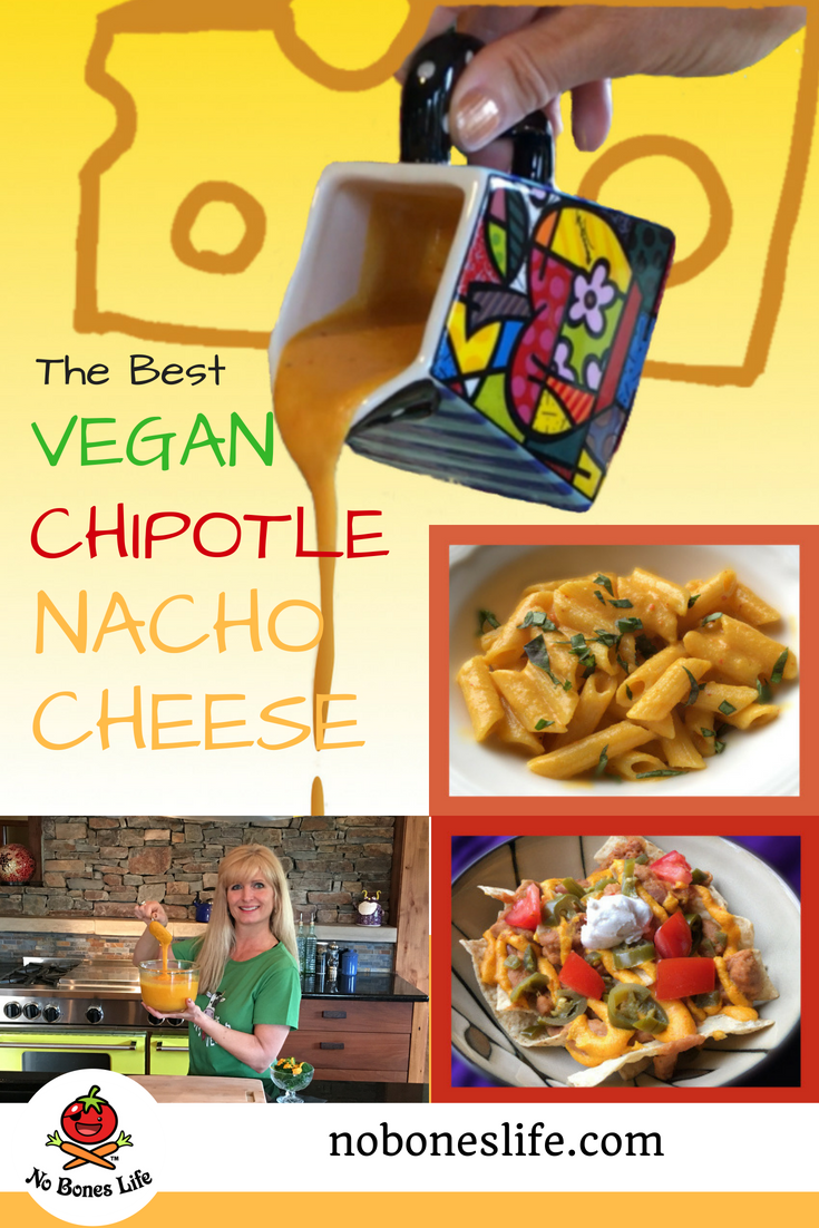 Chipotle nacho cheese Pinterest pin