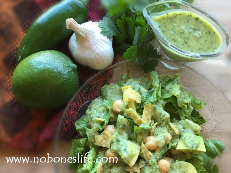 cilantro lime jalapeño picture