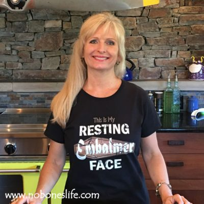 Cilantro-Lime-Resting-Embalmer-Face-Tshirt